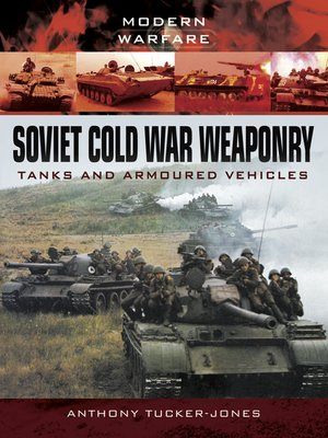 cover image of Soviet Cold War Weaponry
