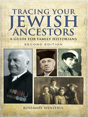 cover image of Tracing Your Jewish Ancestors
