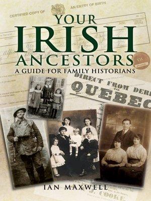 cover image of Your Irish Ancestors