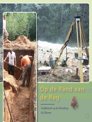 cover image of Op de Rand van de Rug