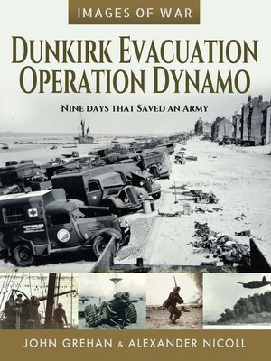 cover image of Dunkirk Evacuation--Operation Dynamo