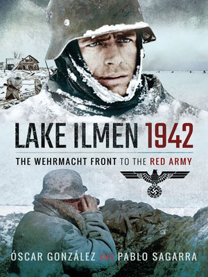 cover image of Lake Ilmen, 1942