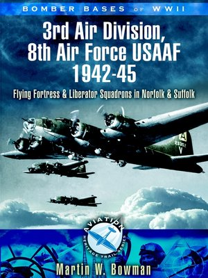 cover image of 3rd Air Division, 8th Air Force USAF 1942-45