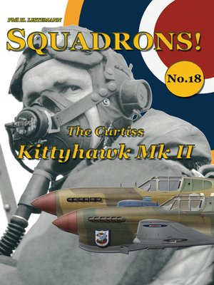 cover image of The Curtiss Kittyhawk Mk II
