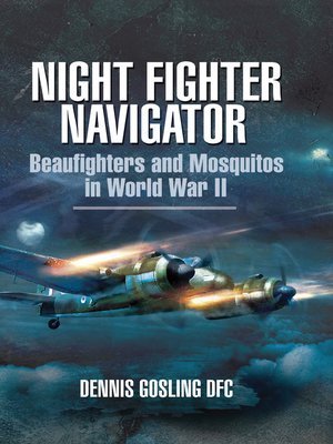 cover image of Night Fighter Navigator