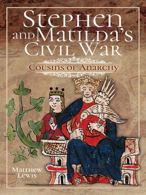cover image of Stephen and Matilda's Civil War