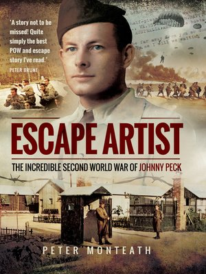 cover image of Escape Artist