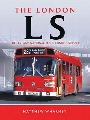 cover image of The London LS
