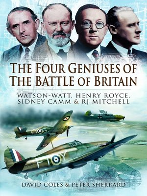 cover image of The Four Geniuses of the Battle of Britain