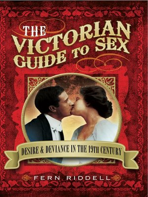 cover image of The Victorian Guide to Sex