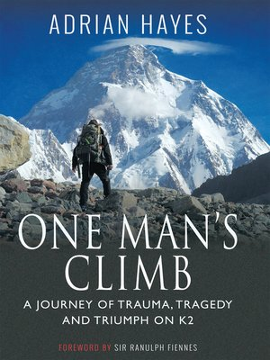 cover image of One Man's Climb