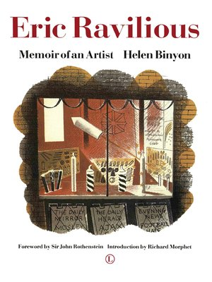 cover image of Eric Ravilious