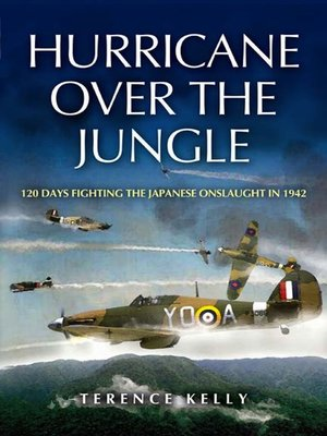 cover image of Hurricane Over the Jungle