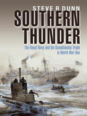 cover image of Southern Thunder
