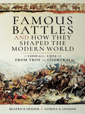 cover image of Famous Battles and How They Shaped the Modern World