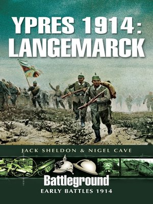 cover image of Ypres 1914