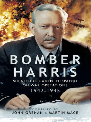cover image of Bomber Harris