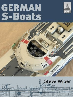 cover image of German S-Boats