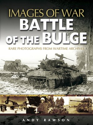 cover image of Battle of the Bulge
