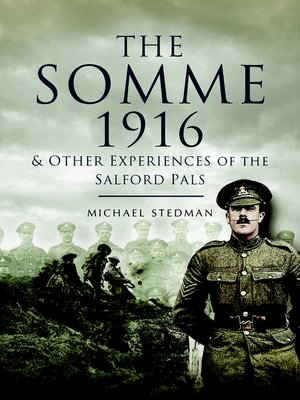 cover image of Somme 1916