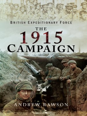 cover image of The 1915 Campaign