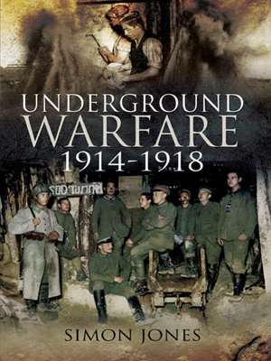 cover image of Underground Warfare 1914-1918
