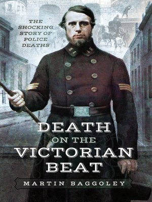 cover image of Death on the Victorian Beat