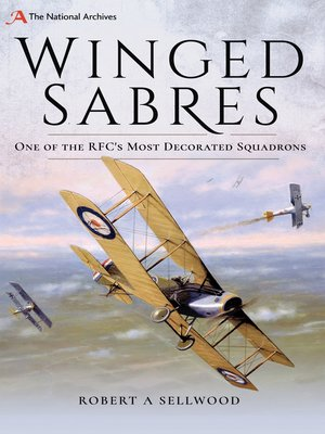 cover image of Winged Sabres