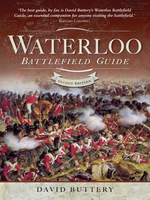 cover image of Waterloo Battlefield Guide