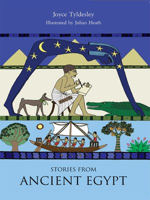 cover image of Stories from Ancient Egypt