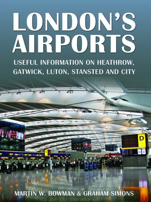 cover image of London's Airports