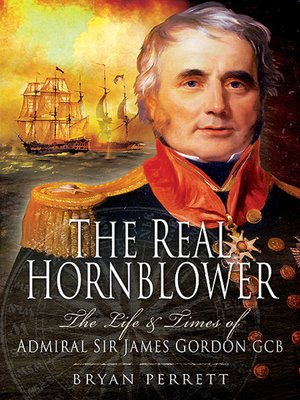 cover image of The Real Hornblower
