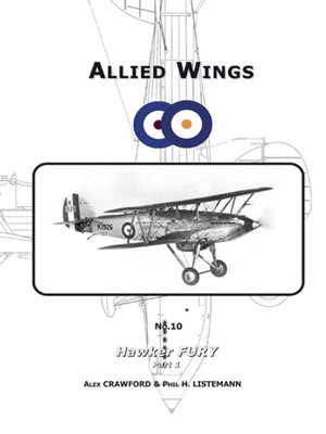 cover image of Hawker Fury, Part 1