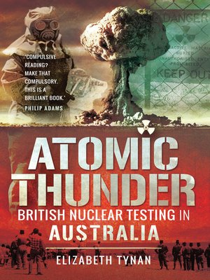 cover image of Atomic Thunder
