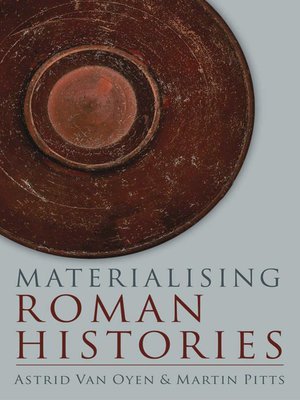 cover image of Materialising Roman Histories