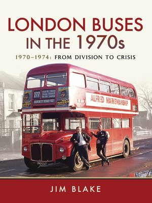 cover image of London Buses in the 1970s