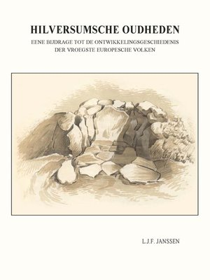 cover image of Hilversumsche Oudheden