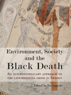 cover image of Environment, Society and the Black Death