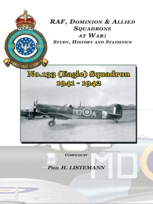 cover image of No. 133 (Eagle) Squadron