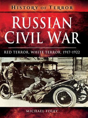 cover image of Russian Civil War