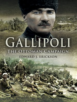 cover image of Gallipoli