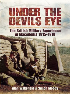 cover image of Under the Devil's Eye