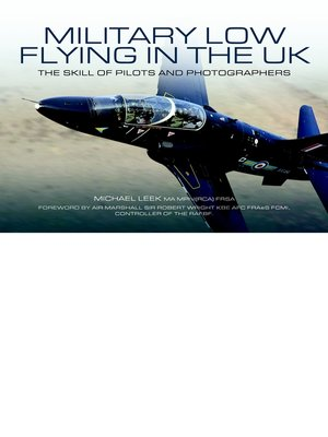cover image of Military Low-Flying Aircraft