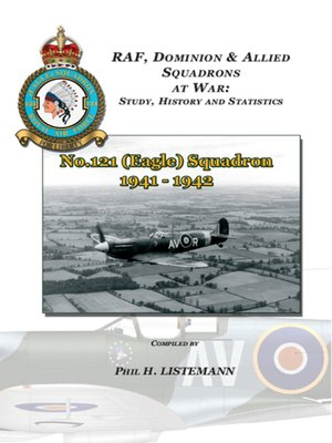 cover image of No. 121 (Eagle) Squadron 1941-1942
