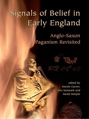 cover image of Signals of Belief in Early England