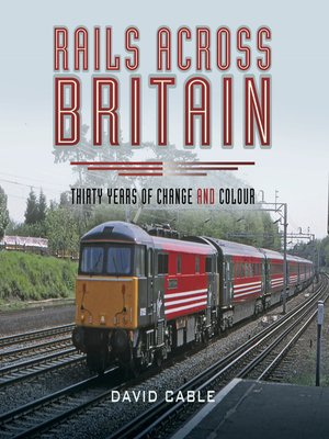 cover image of Rails Across Britain