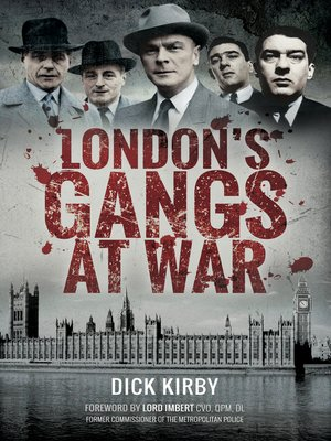 cover image of London's Gangs at War