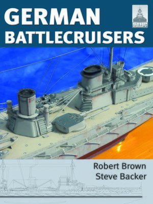 cover image of German Battlecruisers