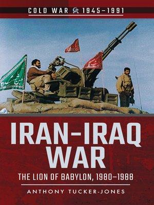 cover image of Iran-Iraq War