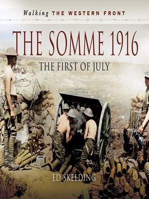 cover image of The Somme 1916
